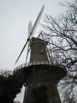 De Valk windmill
