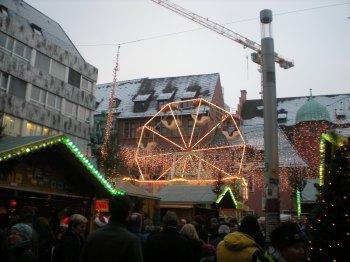 Kartoffelmarkt Weihnachtsmarkt