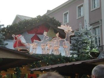 Karlsruhe Christmas market 2012