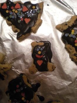 Gluten free teddy biscuit