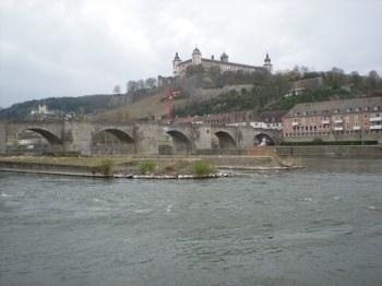Würzburg, River Main