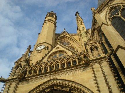Saint Étienne de Metz again