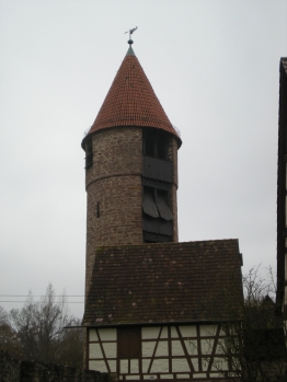 Seilerturm, Weil der Stadt