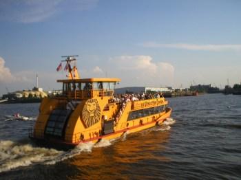 Lion King boat!