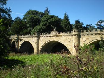 Lion Bridge, Alnwick