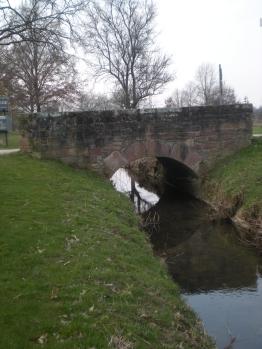 Schloss Favorite bridge