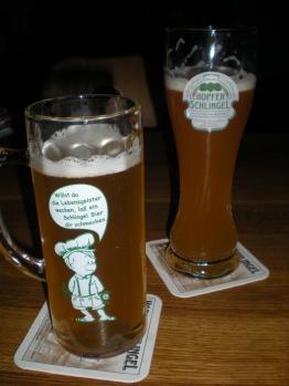 Hopfen Schlingel beer