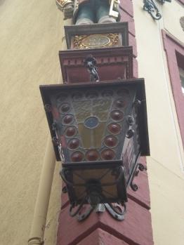 Colourful lantern