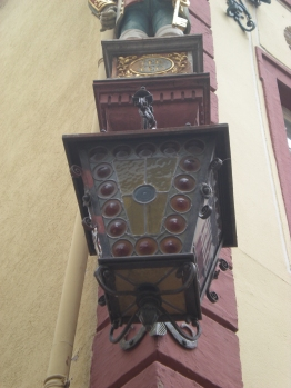 Colourful lantern