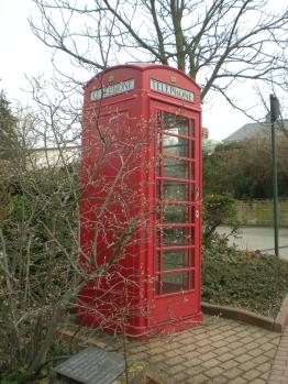 Bad Dürkheim phone box