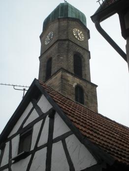 Burgkirche Bad Dürkheim