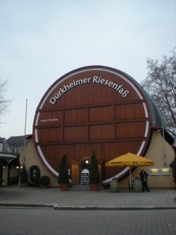 Bad Dürkheimer Weinfass