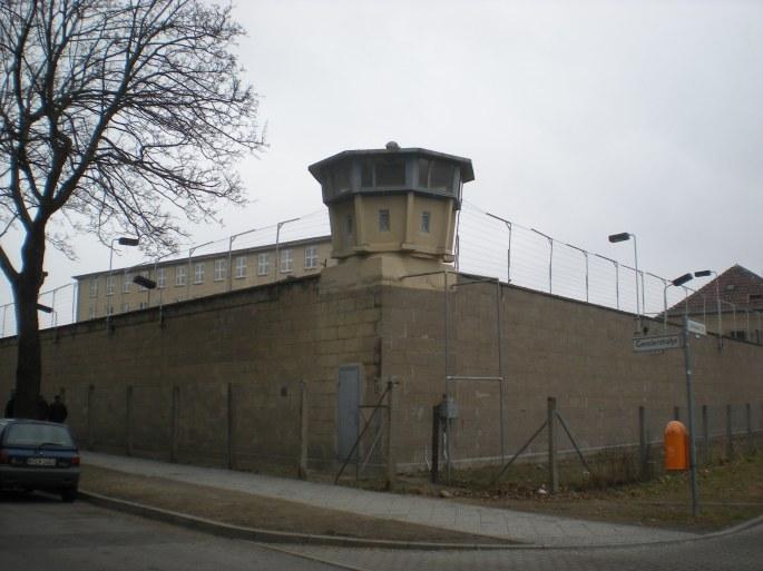 Hohenschönhausen prison