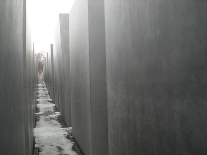 Holocaust Memorial Berlin 2
