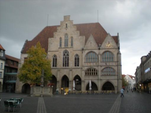 Hildesheim Rathaus