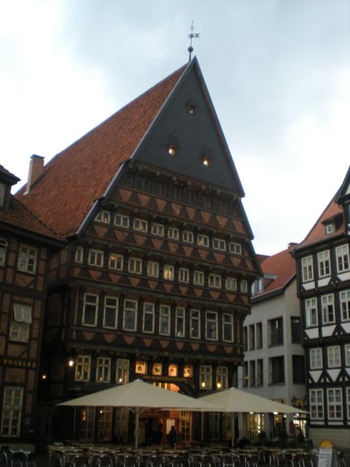 A building on Marktplatz