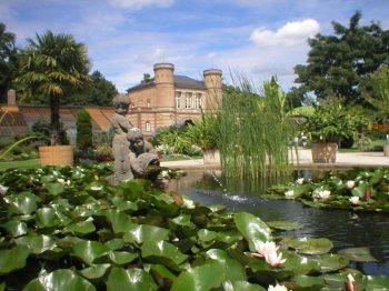 Botanische Garten KA
