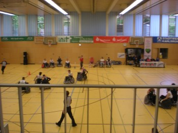 Wheelchair rugby 4