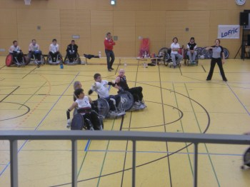 Wheelchair rugby 1