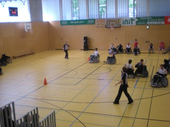 Wheelchair rugby 3