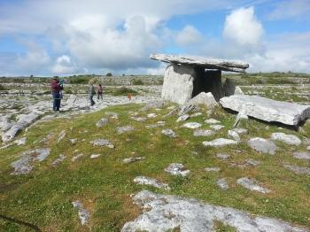 The dolmen
