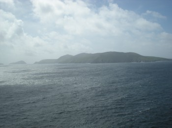 Some of the Blasket Islands