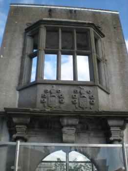 Browne doorway