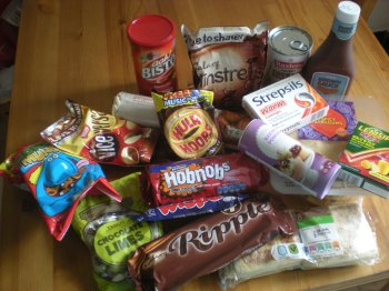 Food stash