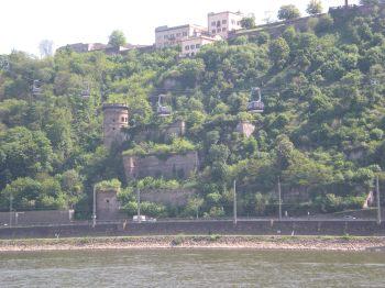 Ehrenbreitstein fortress, Koblenz