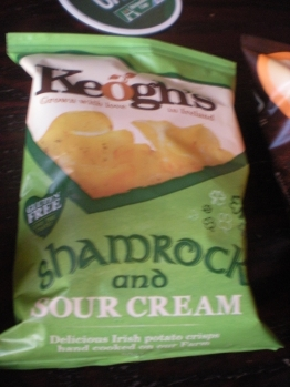 Very Irish crisps!