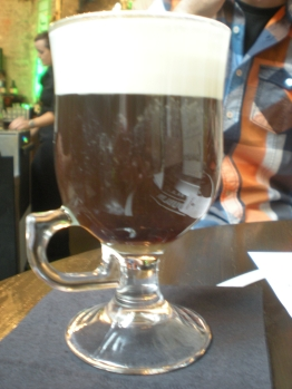 Jameson's Irish coffee