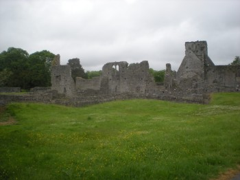 Part of Kells Priory