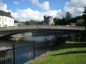 The River Nore and Kilkenny Castle