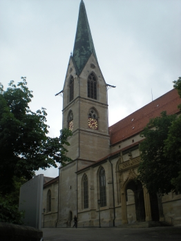 Heilig Kreuz Münster (Holy Cross Minster)