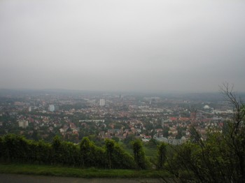 Heilbronn from above