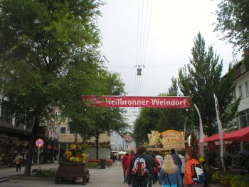 Welcome to the Weindorf!
