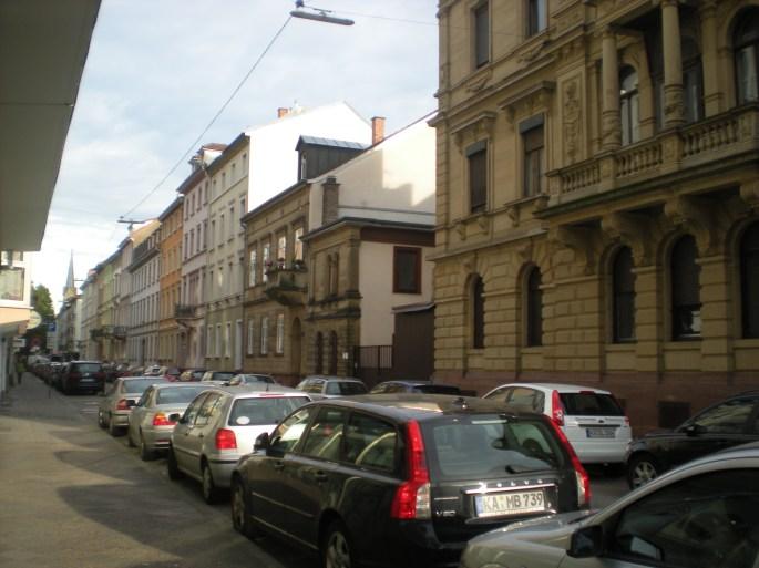 Karlsruhe street