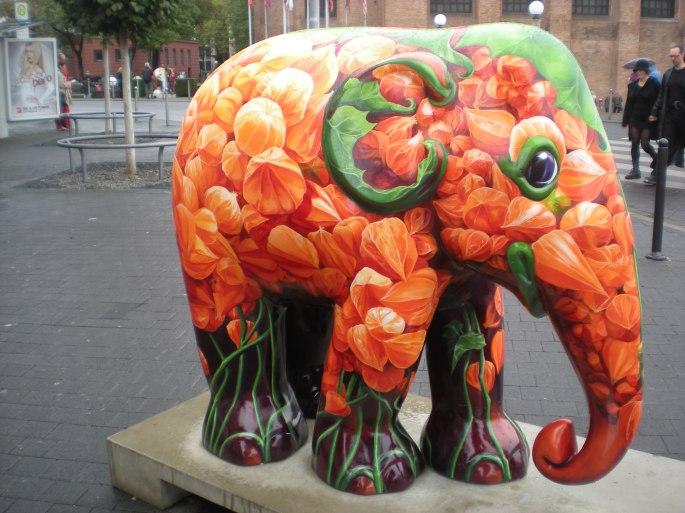 Trier elephant 3