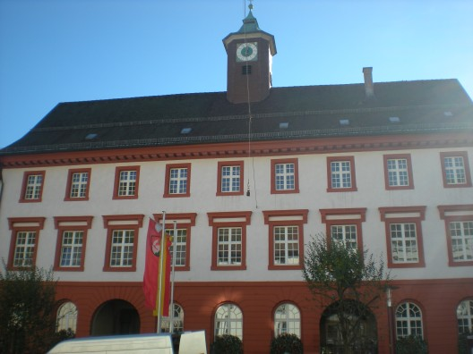 The Rathaus (Town Hall)