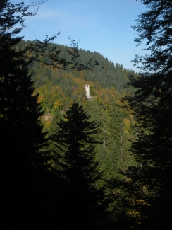 Triberg bell tower