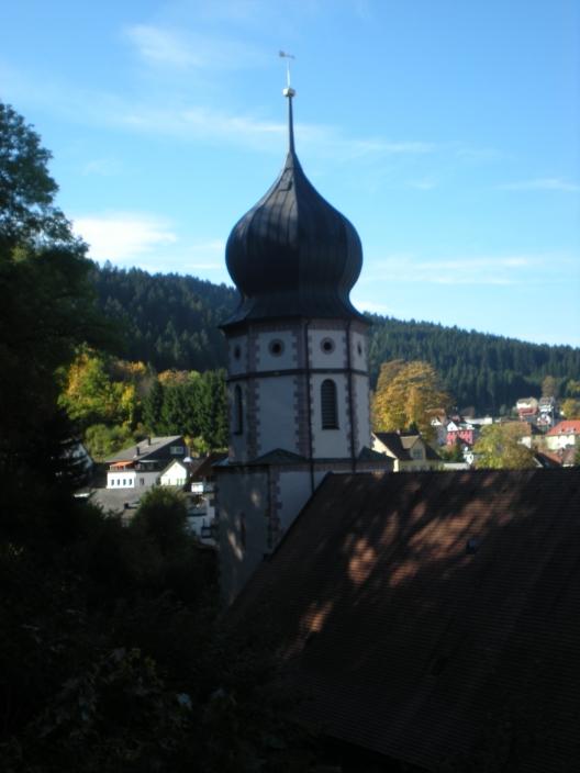 Wallfahrtskirche, Triberg