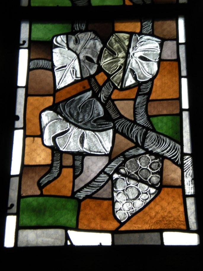 Tübingen stained glass
