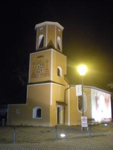 St Sebastian's chapel in Patenkirchen