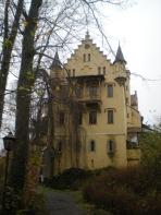 Schloss Hohenschwangau from up close
