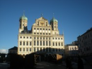 Augsburg Rathaus (Town Hall)