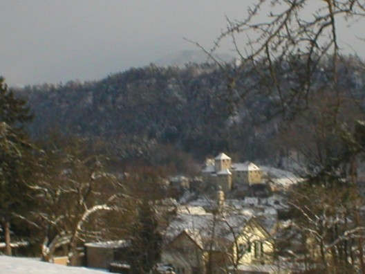 Snowy Feldkirch, December 2006