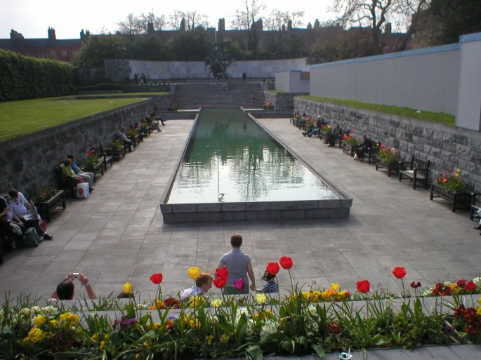 Dublin Garden of Remembrance