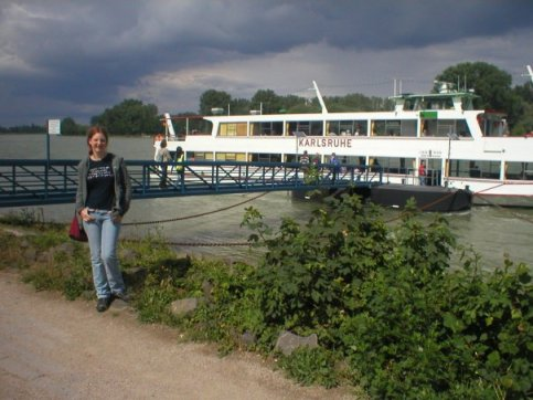 A trip to Speyer during my year abroad
