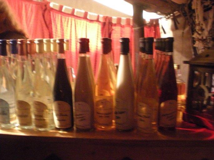 Interesting bottles