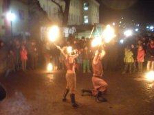 Fire show 1